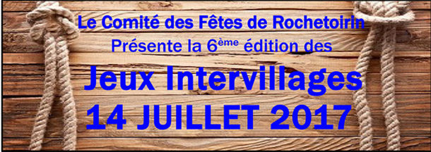 Jeux intervillages